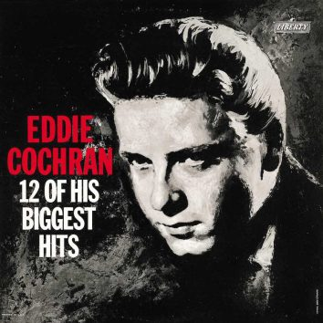 Eddie Cochran Three Steps To Heaven