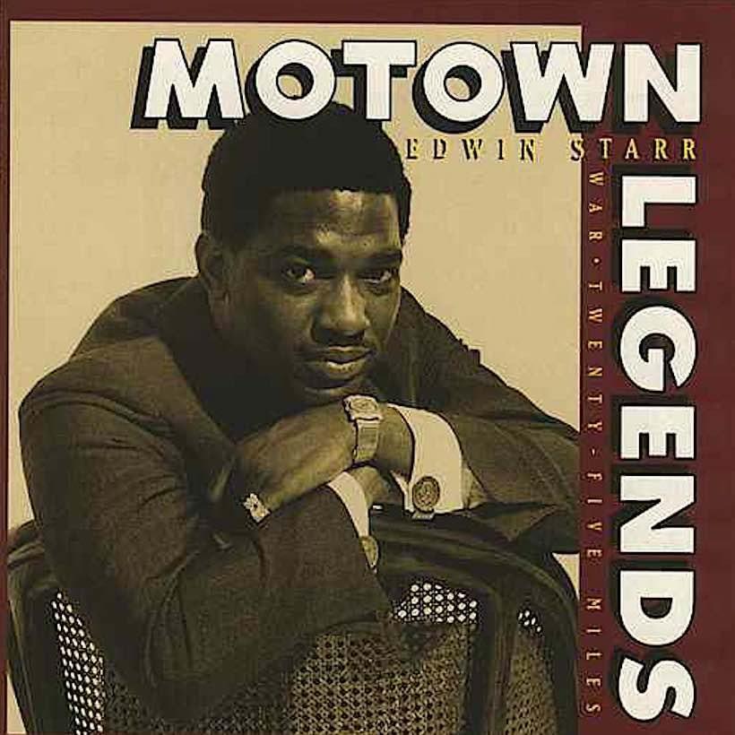 Edwin Starr Motown Legends album