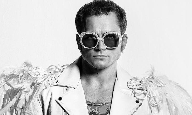 Elton John Rocketman Stills Costumes