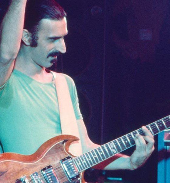 Frank Zappa Live In New York - CREDIT Gail Zappa