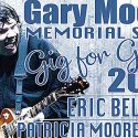 Gary Moore Statue Campaign To Feature Fundraising Concert