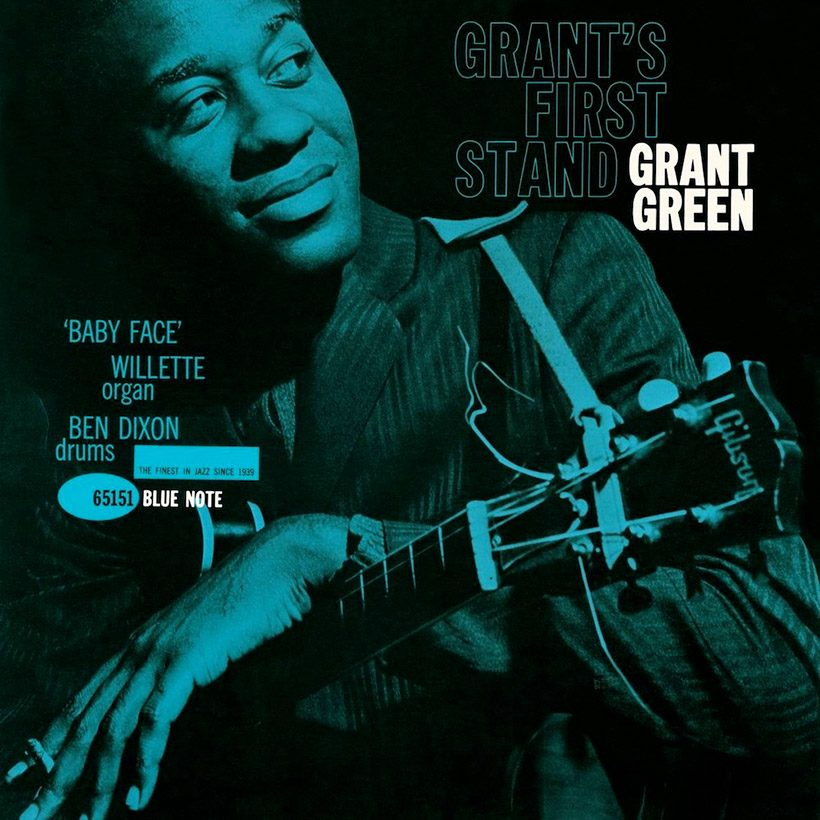 Grant Green Grant's First Stand album cover web optimised 820