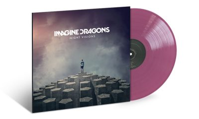 Imagine Dragons Night Vision Vinyl