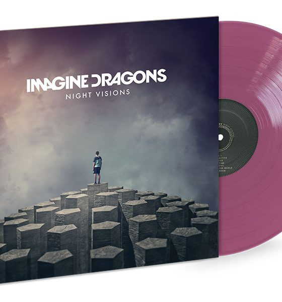 Imagine Dragons Night Vision Vinyl