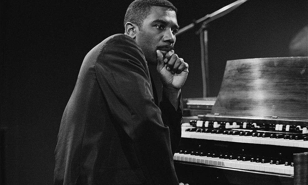 Jimmy Smith photo by David Redfern and Redferns and Getty Images
