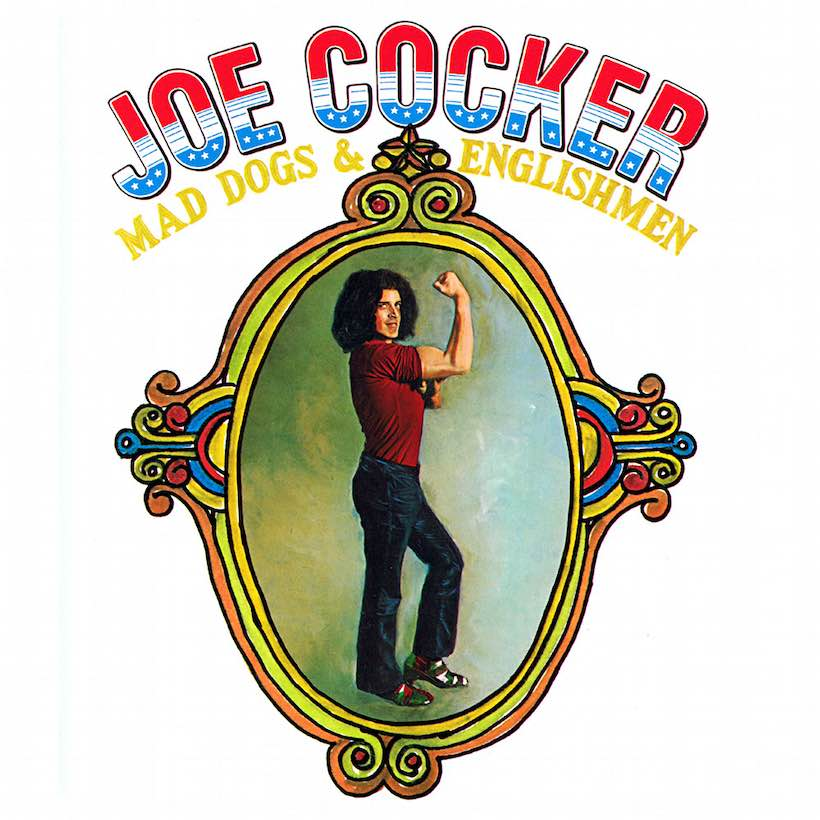 Joe Cocker Mad Dogs & Englishmen album