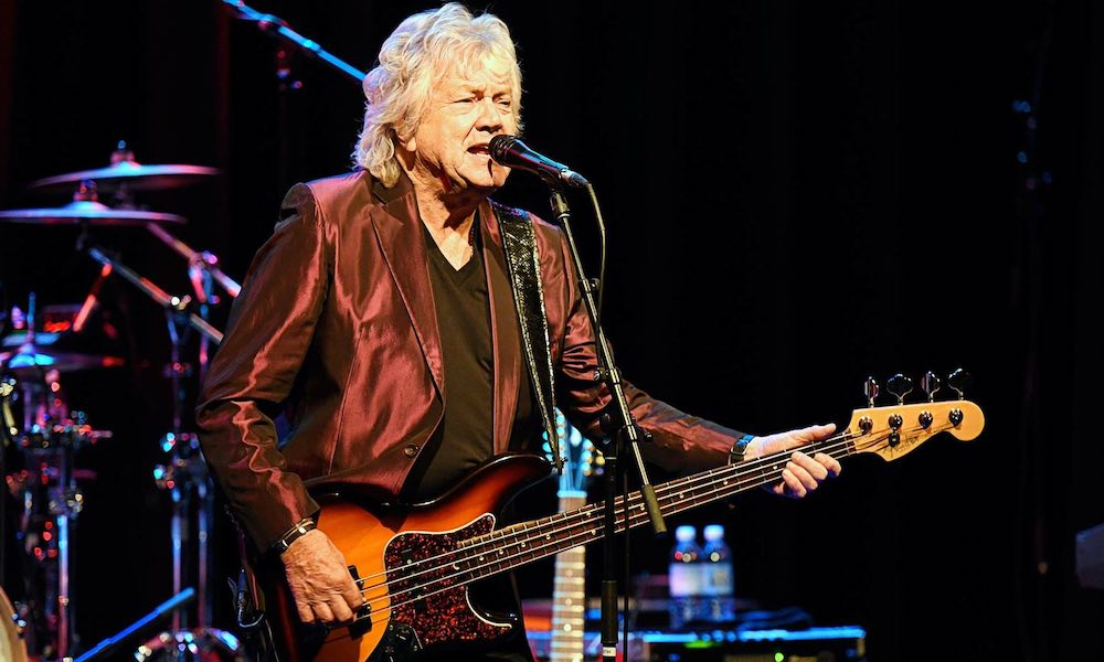 Moody Blues' John Lodge To Play Rare London Show On '10,000 Light Years' Tour