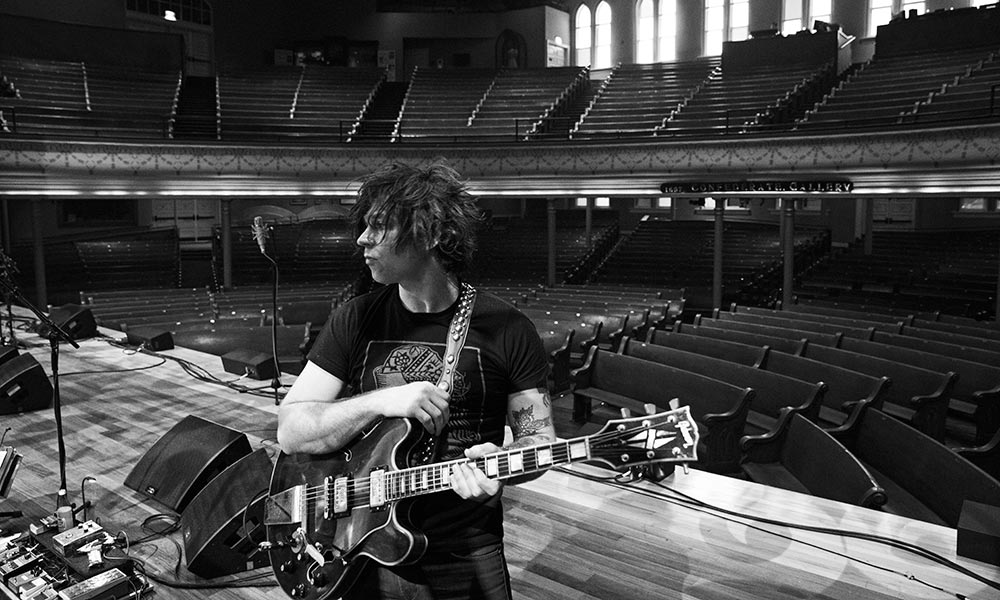 Ryan Adams UK Irish Dates