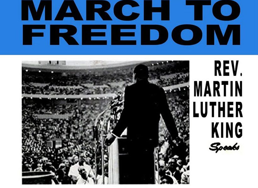 "The Great March To Freedom: Motown And The ""I Have A Dream"" Speech"