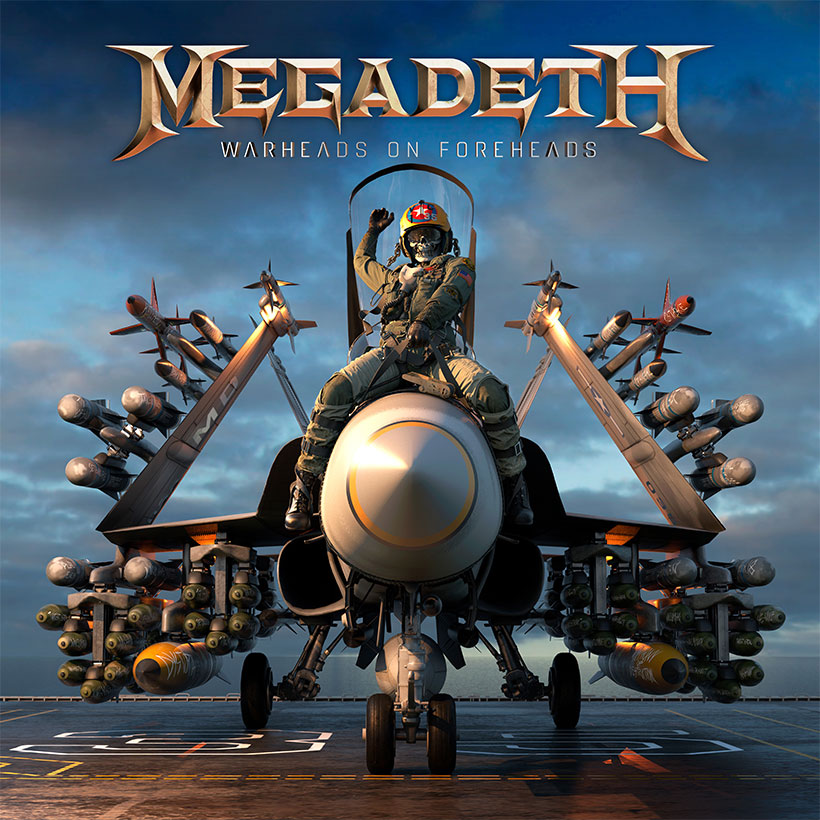 Megadeth Atthology Warheads On Foreheads
