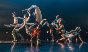 Sadler's Wells Dance Production Sting