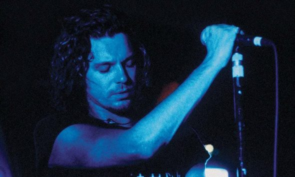 Michael Hutchence Mystify press shot