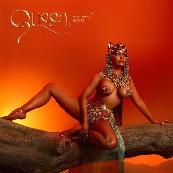 Nicki Minaj Queen album cover 820
