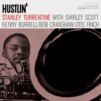Stanley Turrentine Hustlin album cover 820