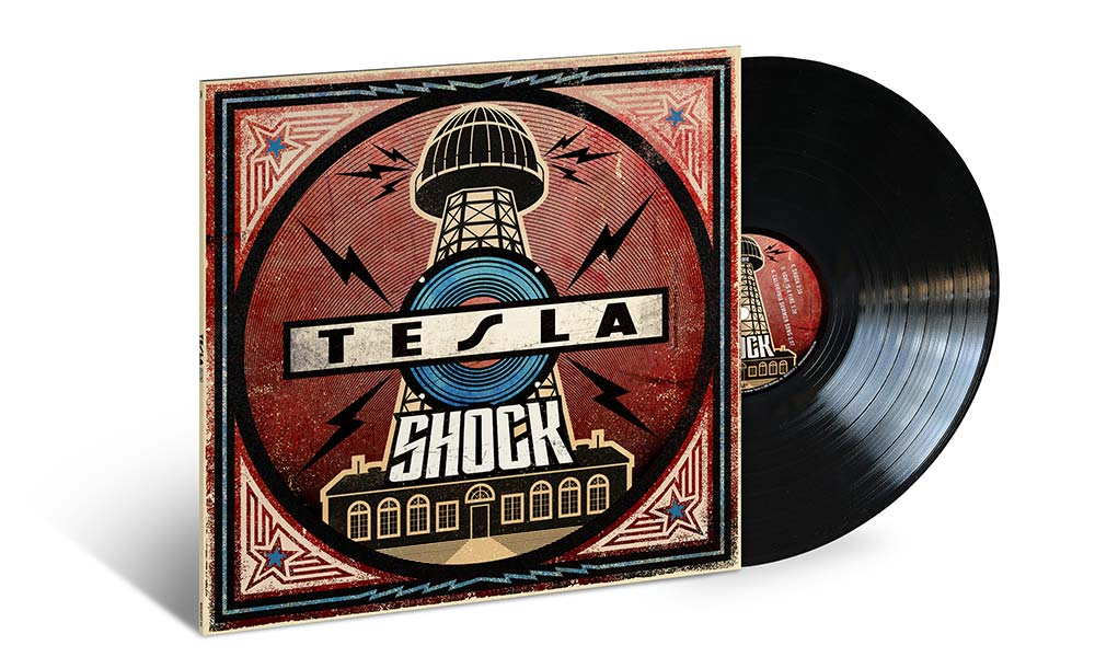 Tesla Shock New Album March