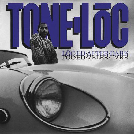 Tone Loc Lōc-ed After Dark album cover web optimised 820