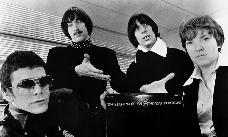 The Velvet Underground White Light/White Heat Publicity Photo CREDIT - Universal Music Archives web optimised 740