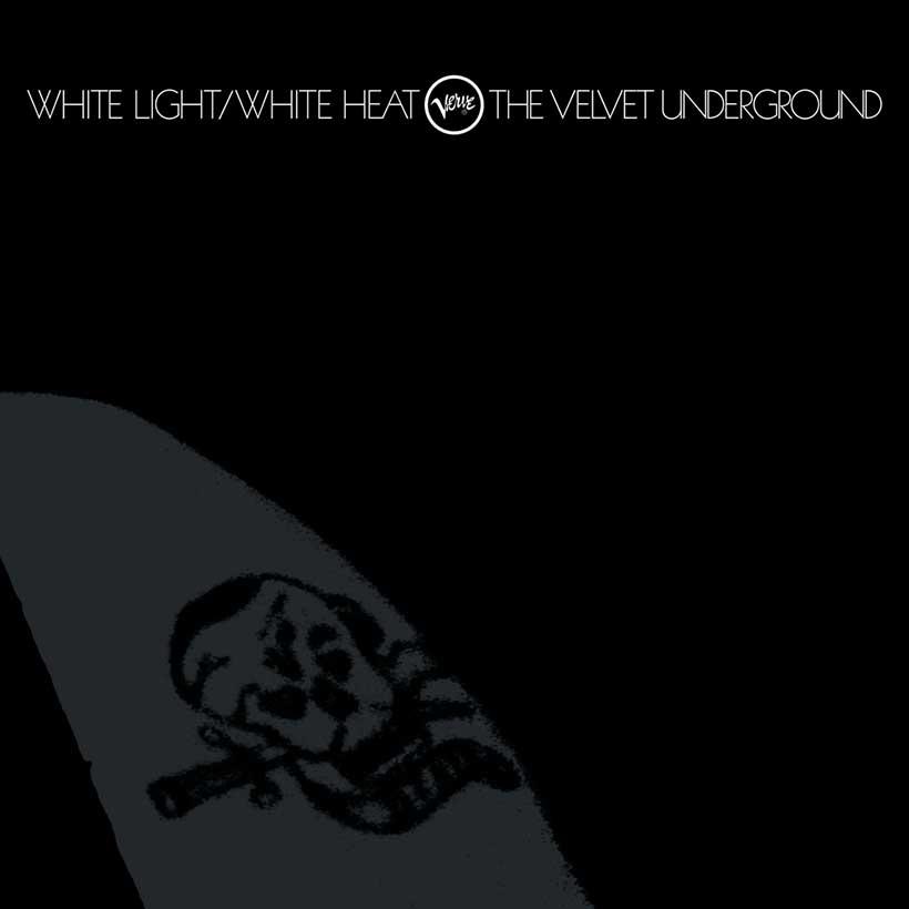 The Velvet Underground White Light/White Heat album cover web optimised 820