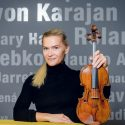 Hear Max Richter's 'November' Covered By Norwegian Violinist Mari Samuelsen