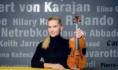 Max Richter November Mari Samuelsen