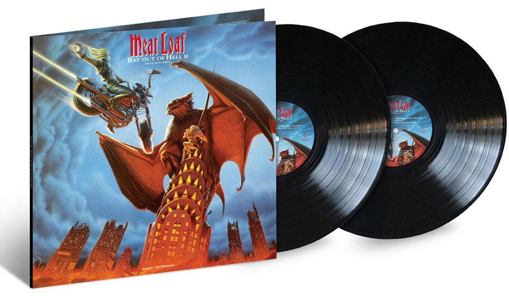Vinyl Meat Loaf Albums