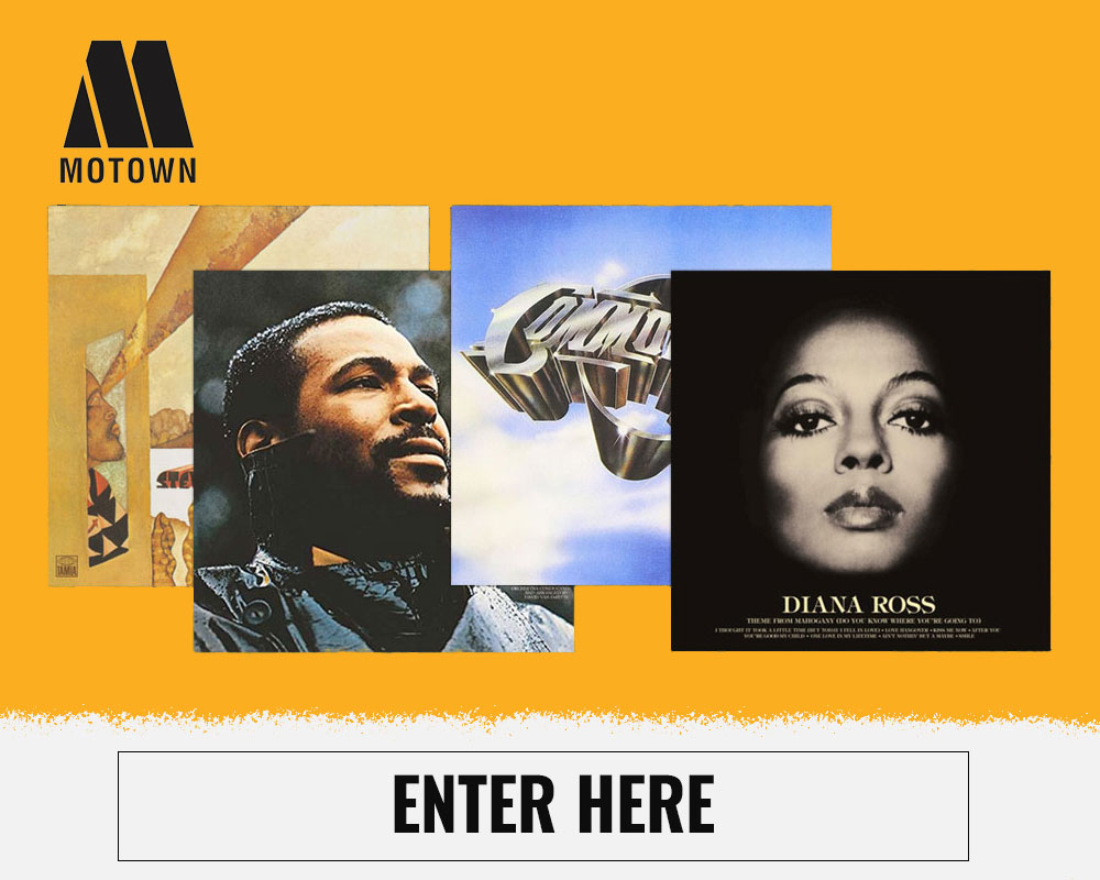 Motown Giveaway