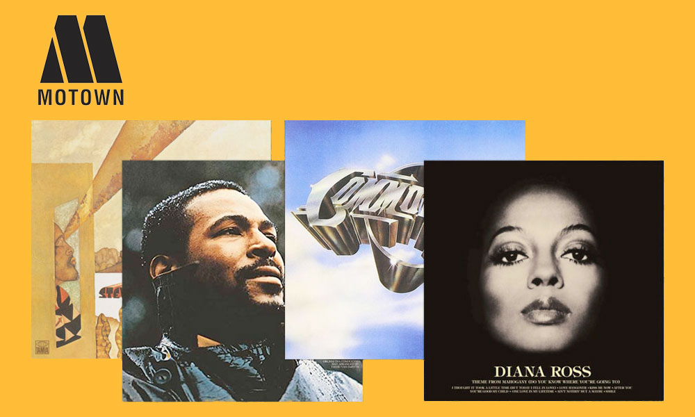 Motown January Giveaway