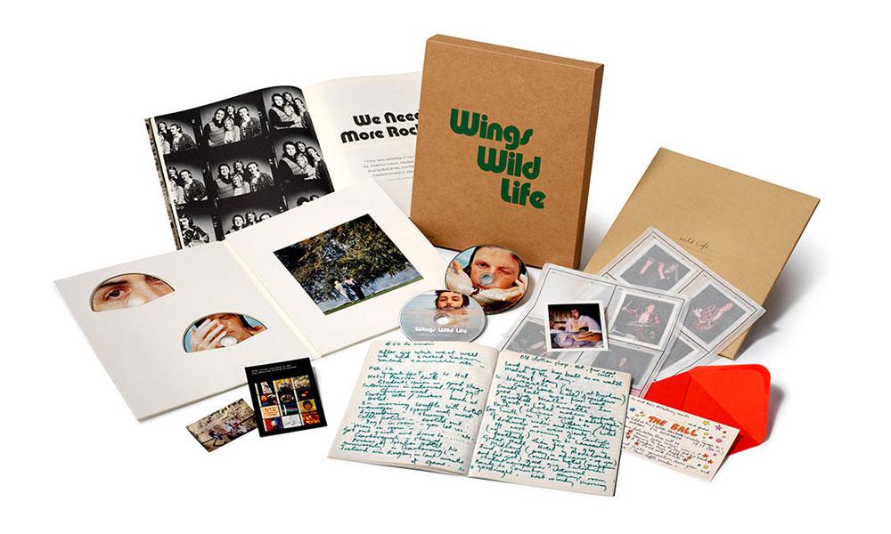 Paul McCartney Wings Wild Life