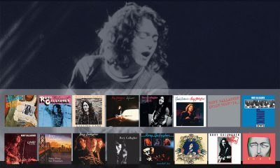 Rory Gallagher Giveaway