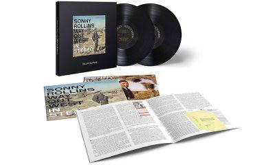 Sonny Rollins Box Set Giveaway