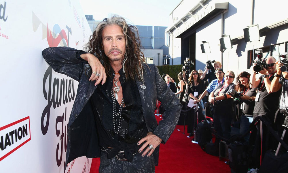 Aerosmith To Perform At Steven Tyler S Party To Benefit