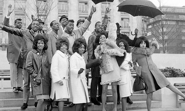 Motown Revue London UK 1965
