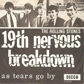 19th Nervous Breakdown Rolling Stones