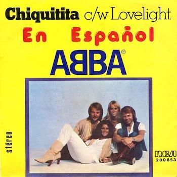 ABBA Chiquitita Spanish