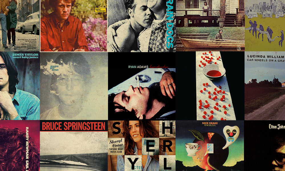25 Of The Best Singer-Songwriter Albums | uDiscover