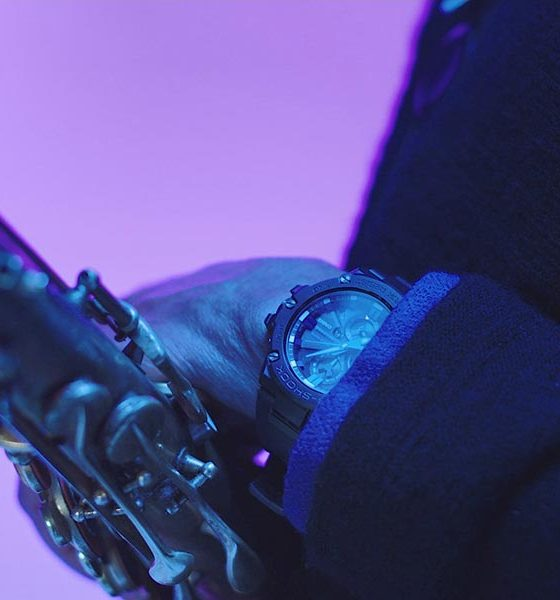 Casio G-Shock Blue Note Records