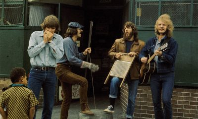Creedence Clearwater Revival street Fantasy approved