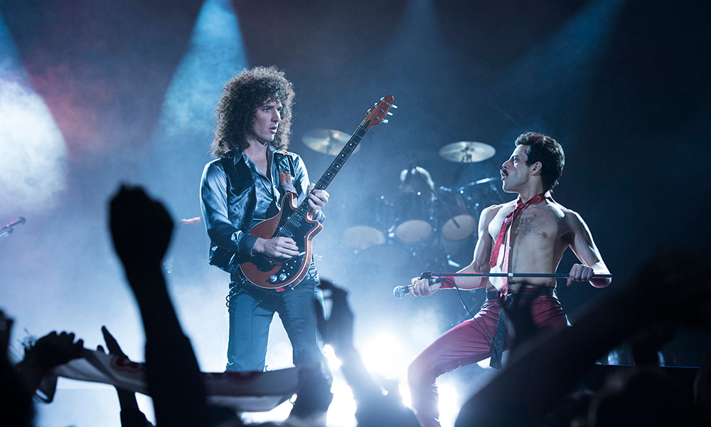 Queen Bohemian Rhapsody biopic press shot