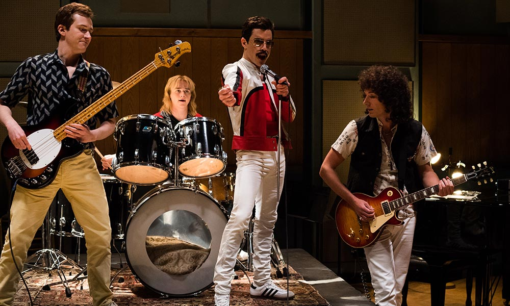 Queen Bohemian Rhapsody BAFTA Awards