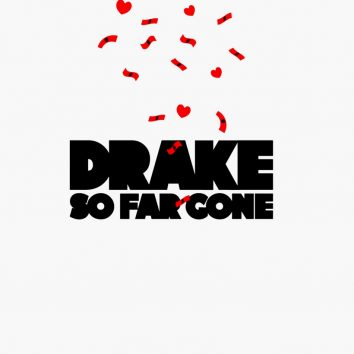 Drake So Far Gone mixtape cover