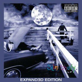 20th Anniversary Eminem Slim Shady LP