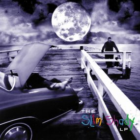 Eminem The Slim Shady LP album cover web optimised 820