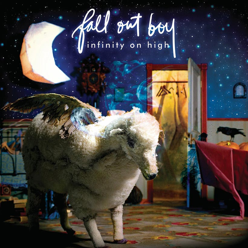 Bending genres and storming the charts, 'Infinity On High' shot Fall Out Boy into the stratosphere. They've yet to come down.