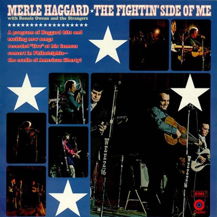 Fightin Side Of Me Merle Haggard