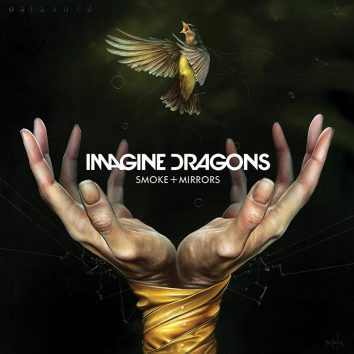 Imagine Dragons Smoke + Mirrors album cover web optimised 820