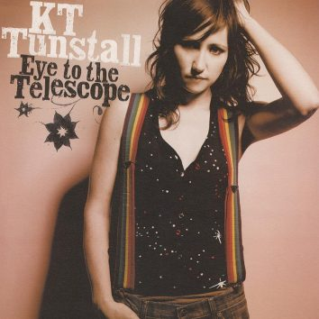 KT Tunstall Eye To The Telescope