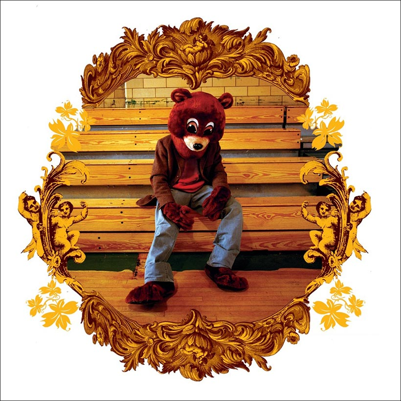 Kanye West The College Dropout album cover web optimised 820