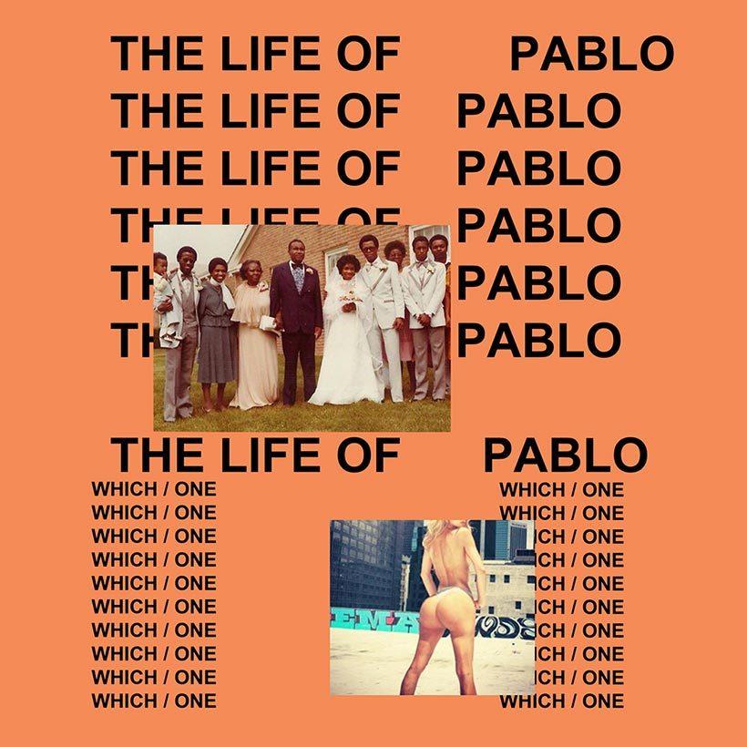 Kanye West The Life Of Pablo album cover web optimised 820