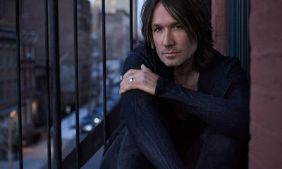 Keith Urban Graffiti U press shot 2018