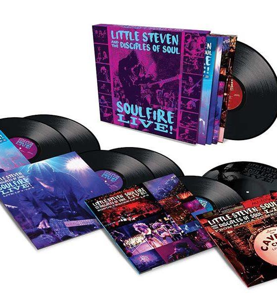Little Steven Soulfire Box Set